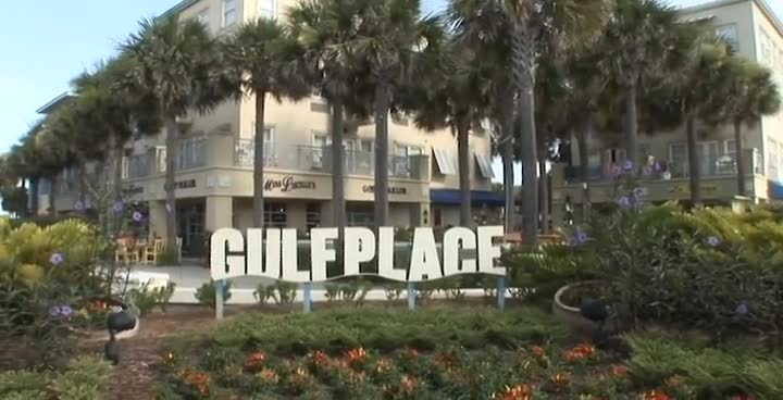 Gulf Place is the t...